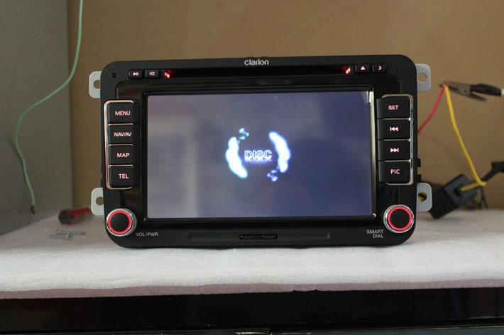新速腾专车专用导航_NX403CBR大众全系专用DVD导航_DVD导航一体机_歌乐Clarion_产品信息_
