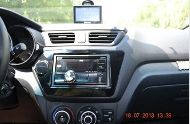 淘宝达人qq_起亚锐欧音响改装JVC车机KD-R400 音质型CD机 改装效果图_杰伟世JVC ...