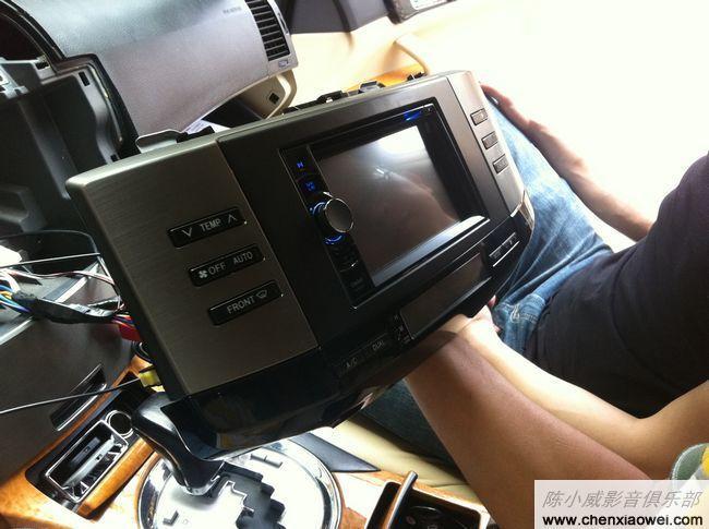 锐志灯光控制电路图
